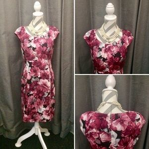 Jones of New York Floral Dress